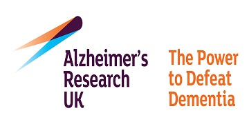 Alzheimer's Research UK logo